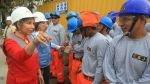 Ministra de Trabajo inspeccionó 28 constructoras en Barranco - Noticias de accidentes de trabajo