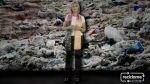Gisela Valcárcel grabó spot para fomentar el reciclaje - Noticias de marisel linares
