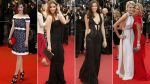 FOTOS: Irina Shayk lució espectacular en la alfombra roja del Festival de Cannes - Noticias de barbara palvin