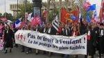 París: marcha contra bodas entre homosexuales fue multitudinaria - Noticias de manuel valls