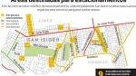 San Isidro identifica nueve terrenos para construir parqueos subterráneos - Noticias de estacionamientos rivera navarrete