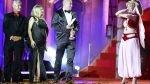 """FOTOS: Barbara Eden volvió a ponerse el traje de """"Mi bella genio"""" a los 78 años de edad - Noticias de mi bella genio"""
