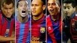 Brasileños en el Barcelona: ¿Quién tuvo el mejor paso por el Camp Nou? - Noticias de team player
