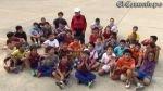 La Vieja Fútbol Club: señora tiene 88 años y hace 40 entrena a calichines - Noticias de tumán
