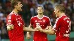 Bayern Múnich de Claudio Pizarro se coronó campeón de la Copa Alemana - Noticias de martin harnik