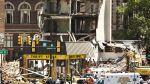 EE.UU.: un muerto y 14 rescatados por derrumbe de edificio en Filadelfia - Noticias de don lemon
