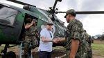 El Gobierno planea construir diez bases antiterroristas en el Vraem - Noticias de cesar diaz peche