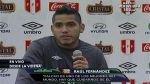 """Fernández sobre Falcao: """"Es un gran jugador pero tenemos buenos defensas"""" - Noticias de peruanos destacados"""