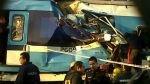 Argentina: choque de trenes deja varios muertos y decenas de heridos - Noticias de ferrocarril sarmiento