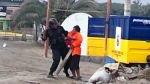 VIDEO: serenazgo de Lurín agrede con un fierro a anciana trabajadora de Pachacámac - Noticias de municipalidad de pachacámac