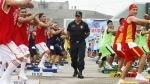 FOTOS: más de mil internos del penal de Lurigancho bailaron para batir récord Guiness - Noticias de récord guiness