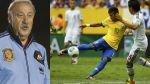 Del Bosque se rinde ante el golazo que Neymar le anotó a Japón - Noticias de estadio mané garrincha