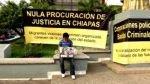 El infierno de los niños migrantes en la frontera sur de México - Noticias de hambre