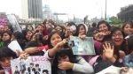 FOTOS: integrantes de U-Kiss alborotan Lima antes del show de esta noche - Noticias de u-kiss en lima