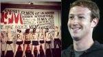 """Facebook cerró página de activistas de Femen por """"pornografía y prostitución"""" - Noticias de feminismo"""
