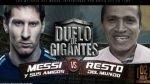 Memes del día: Duelo de Gigantes entre Messi y Neymar despierta la creatividad en Facebook y Twitter - Noticias de duelo de gigantes