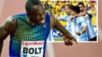 Usain Bolt quiere que Argentina gane el próximo Mundial de fútbol - Noticias de zlatan ibrahimovich
