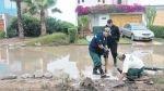 Fuerte oleaje afectó tres urbanizaciones en Chorrillos y continuará hasta el lunes - Noticias de urbanización santa marina sur