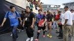 FOTOS: Messi ganó 9-6 en Chicago con menos público de lo esperado - Noticias de duelo de gigantes