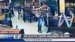 Pistolero confesó haber asesinado a dos personas en chifa del Callao - Noticias de crimen pasional