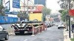 Construcciones obstruyen veredas y pistas en toda Lima - Noticias de nancy ninapaitan