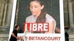 Colombia celebra 5 años del rescate impecable de Ingrid Betancourt - Noticias de jairo betancourt