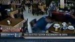 Policía investiga las finanzas de estibador acribillado en chifa del Callao - Noticias de harold puescas grijalba