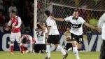 Copa Libertadores: Olimpia pasó a la final pese a caer 1-0 ante Santa Fe - Noticias de santa fe jefferson cuero