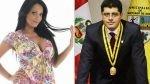 Mariela Zanetti confesó romance con alcalde de Surco Roberto Gómez Baca - Noticias de mariela zanetti
