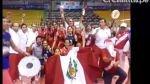 VIDEO: llanto y baile en celebración peruana por pase a semifinales del mundial - Noticias de maria jose fermi