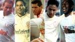 VOTA: ¿Cuál es el mejor jugador de la 'U' de los últimos 20 años? - Noticias de josé luis carranza