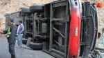 Jaén: muertos en choque de bus interprovincial y camión fueron identificados - Noticias de accidente en jaén