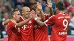 Bayern Múnich venció 3-2 al Hertha y se mantiene líder de la Bundesliga - Noticias de mario madzukic