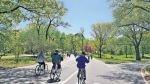 Nueva York: Un día de verano en el Central Park - Noticias de columbus circle