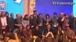 Estos fueron todos los ganadores del Festival de Cine de Lima 2013 [VIDEO] - Noticias de amat escalante