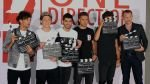 FOTOS: One Direction y la divertida presentación de su documental - Noticias de morgan spurlock