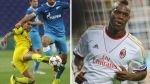 Champions League: mira los resultados de los partidos de ida de la fase previa - Noticias de stephan el shaarawy