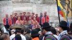 Danzantes de 12 países lucen sus bailes típicos en Trujillo - Noticias de trajes típicos