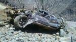 La Libertad: La policía entrega la lista de fallecidos tras la volcadura de una camioneta en Pataz - Noticias de parcoy