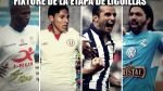 FIXTURE de las liguillas: Universitario debuta de local y Alianza Lima en Cusco - Noticias de melgar vs. pacífico