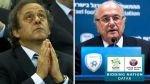 Mundial Qatar 2022: Platini quiere que sea en enero y Blatter en diciembre - Noticias de jacques rogge
