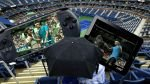 US Open: la alternativa a la molesta lluvia es el tenis virtual - Noticias de billie jean king
