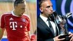 Franck Ribéry, la sufrida historia de un niño que hoy es el mejor futbolista de Europa - Noticias de yusuf islam