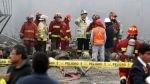 Envasadora de gas que se incendió en Huachipa será cerrada definitivamente - Noticias de planta envasadora de gas