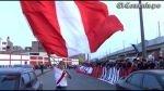 Conoce a La Blanquirroja que alienta a la selección peruana [VIDEO] - Noticias de guerreros de arena