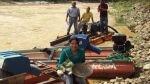 Piura: dragas contaminan río a cinco metros de puesto policial en Ayabaca - Noticias de silvia rumiche