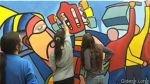 Los muralistas chilenos que desafiaron a Pinochet - Noticias de centro cultural juan parra