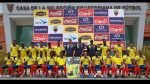 Ecuador se tomó la foto oficial con afiche del 'Chucho' Benítez - Noticias de chucho benitez