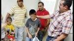 Niño causó operación policial por secuestro... y sólo quería evitar la misa - Noticias de isela nino