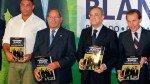 Real Madrid presentó libro homenaje sobre Ronaldo y estrellas del club - Noticias de amancio amaro